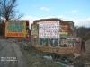 Акведук в Зенино как бесплатный билборд