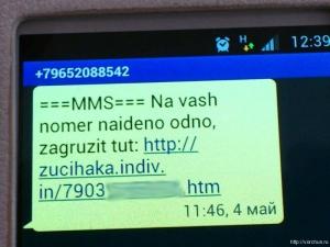 СМС zucihaka.indiv.in