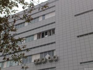 В Москве в здании Российских космических систем прогремел взрыв