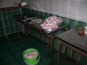 Ужин вьетнамской диаспоры в общежитии